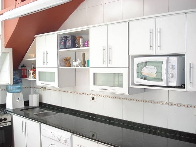 Puertas de muebles de cocina for Cocinas amoblamientos modernos