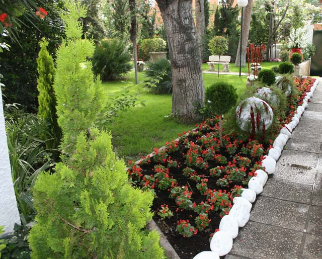 Software dise o para jardines for Jardines redondos pequenos