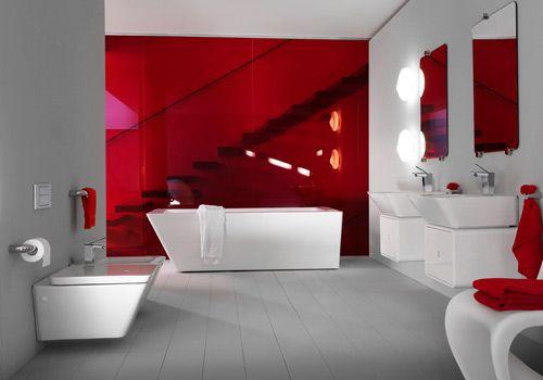 Ambientes baños modernos