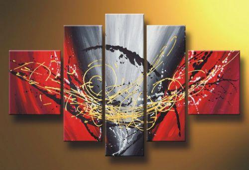Arte cuadros modernos - Pinturas acrilicas modernas ...