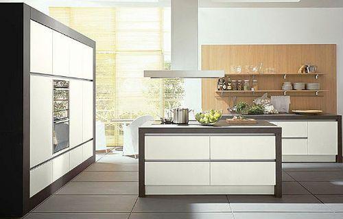 Ba os y cocinas modernas for Disenos para banos y cocinas