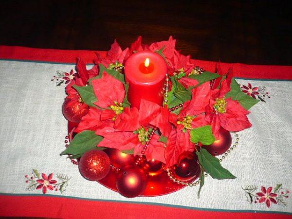 Centros de mesa caseros - Centros navidad caseros ...