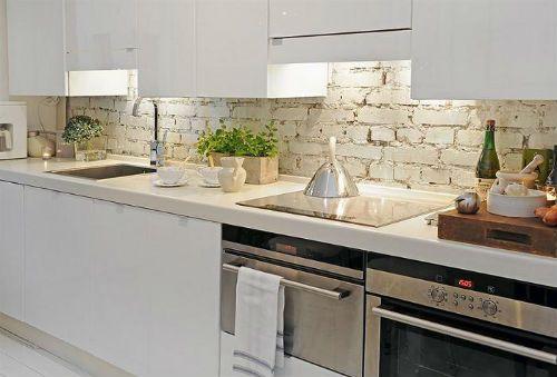Cocinas blancas r sticas - Cocinas rusticas blancas ...