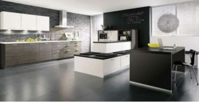 Cocinas de diseño fotos