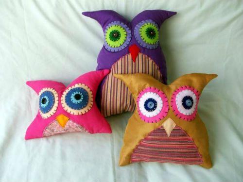 Cojines decorativos infantiles
