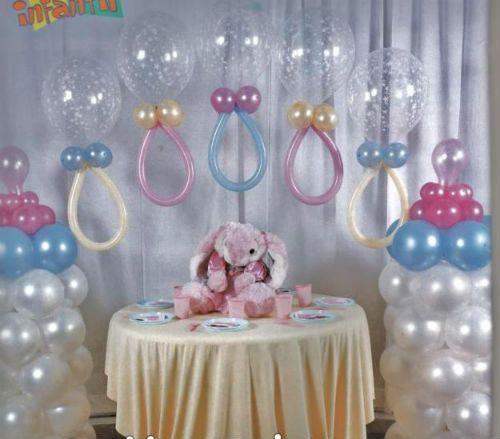 Como decorar una fiesta con globos