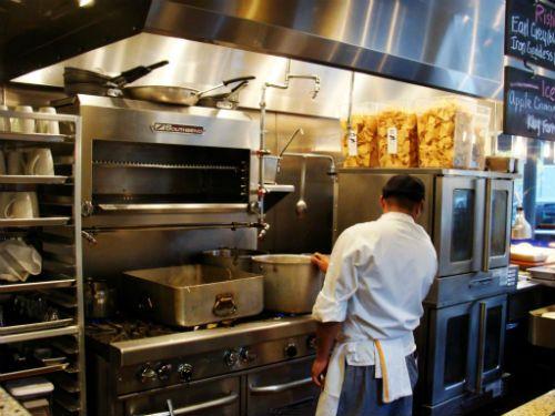 Dise o de cocinas para restaurantes for Diseno de restaurantes