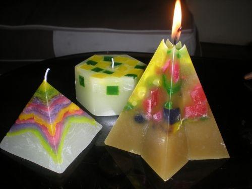 Fabricar velas aromáticas
