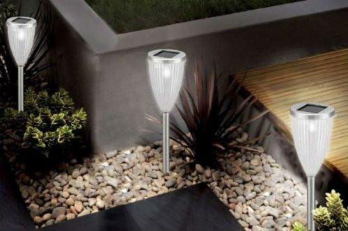 L mparas exterior modernas Lamparas para exteriores modernas