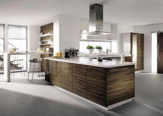 Cocinas funcionales y modernas