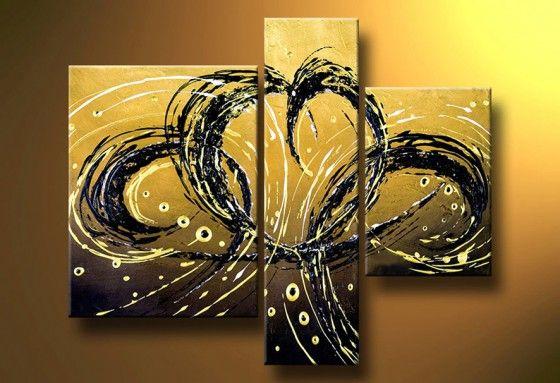 Como pintar un cuadro abstracto for Como pintar un cuadro abstracto