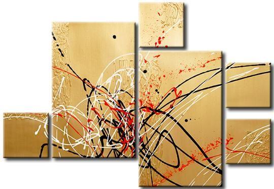 Como pintar un cuadro moderno - Pintar un cuadro moderno ...