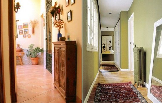 Como pintar un pasillo - Ideas para pintar un pasillo ...