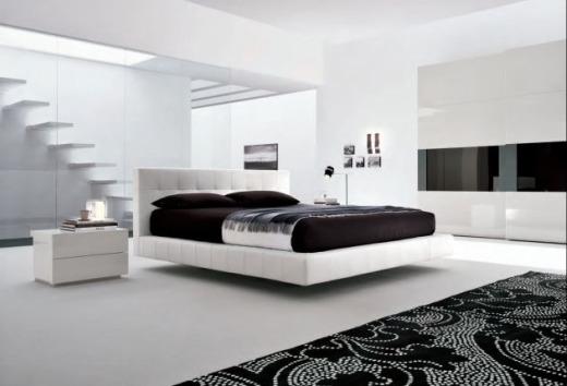 Decoraci n de recamaras minimalistas for Recamaras minimalistas