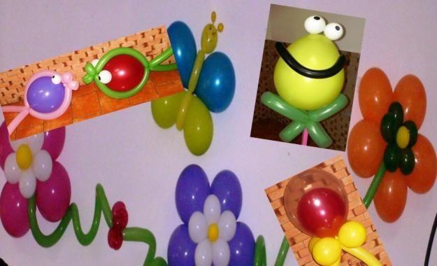 Fresita - Decoración de Fiestas de Cumpleaños Infantiles