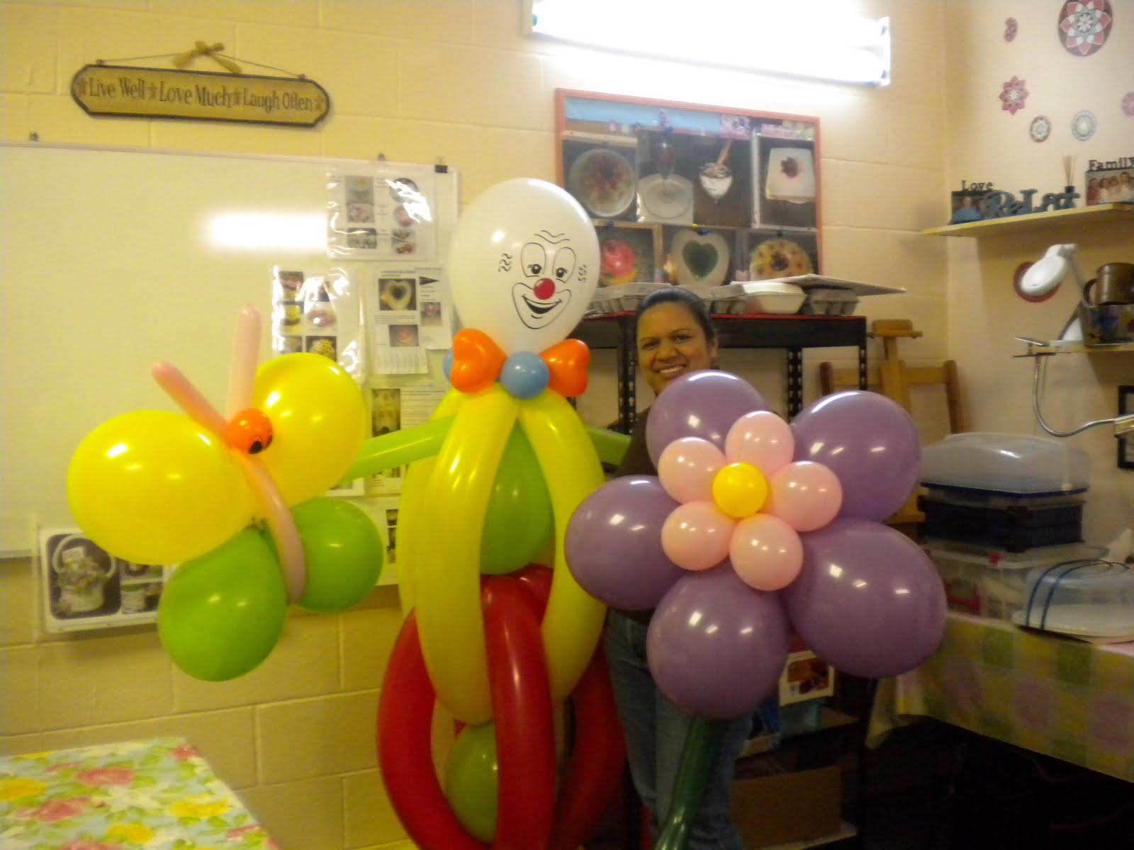 Decorar cumplea os con globos for Decoracion en bombas para cumpleanos