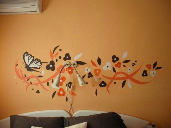 Dibujos en paredes