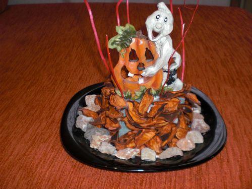 Centros de mesa de halloween for Centros de mesa para halloween