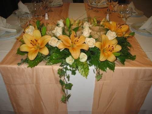 Centros de mesa decoración