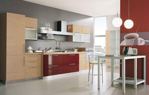 Cocinas peque as y modernas - Cocinas modernas y pequenas ...