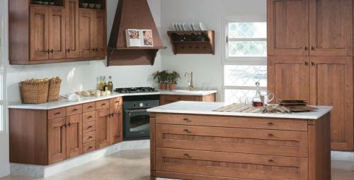 Cocinas rusticas baratas for Muebles de cocinas rusticas