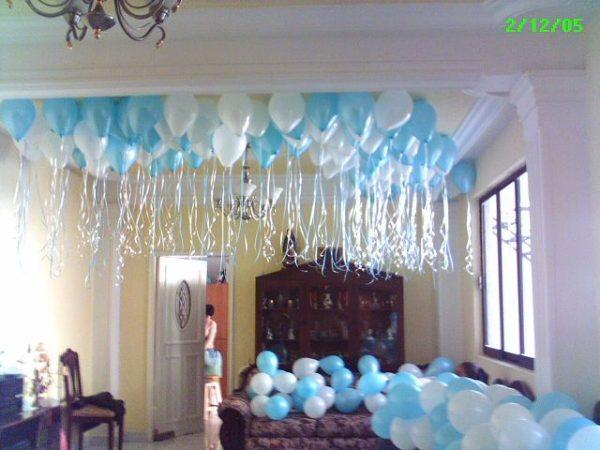 Como decorar con globos fiestas infantiles for Como adornar con globos