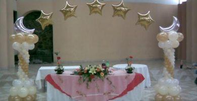 Como decorar con globos gratis