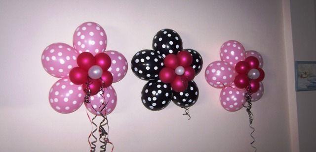 Decoracion con globos para fiestas infantiles paso a for Decoracion de globos para fiestas infantiles paso a paso