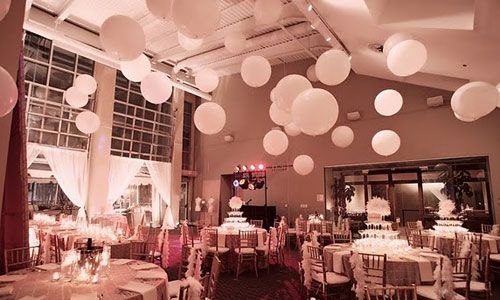 Como decorar fiestas con globo