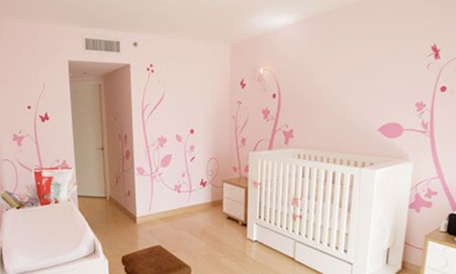 Como decorar habitacion bebe for Como decorar un dormitorio de bebe