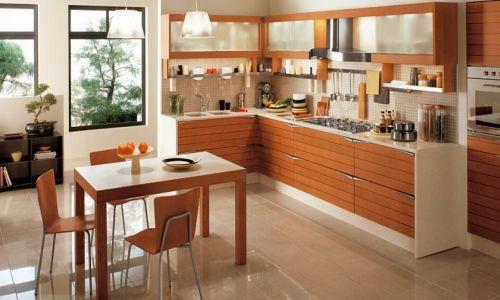 Diseño en cocinas integrales