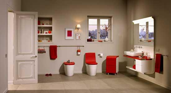 Dise o interior ba os modernos for Interior banos modernos