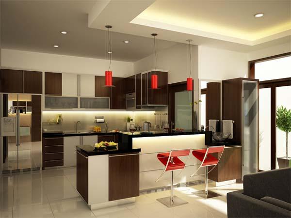 Dise o interior de cocinas for Diseno interior cocina