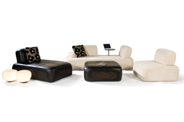 Diseño muebles de sala