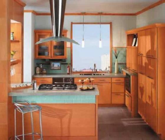 Diseños cocinas integrales pequeñas