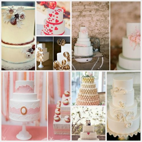 Fotos de tortas de bodas