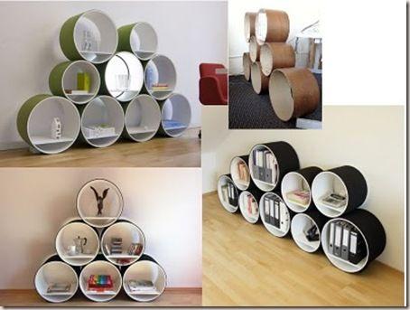 Manualidades reciclaje - Accesorios hogar originales ...