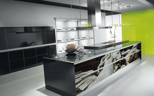 Modelos de cocina modernas for Modelos de cocinas integrales modernas