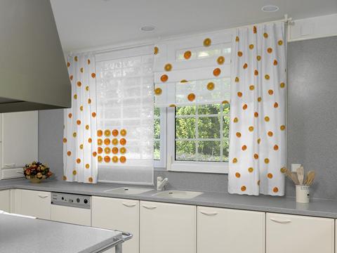 Modelos de cortinas cocina for Decoracion de cortinas para cocina