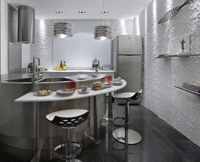 Modelos de decoraci n de cocina for Modelos de decoracion de cocinas