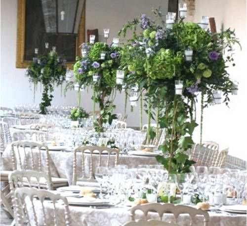 Arreglos de mesa para xv aos con notas musicales car for Arreglos florales para boda en jardin