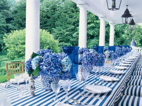 Centros de mesa para bodas 2012