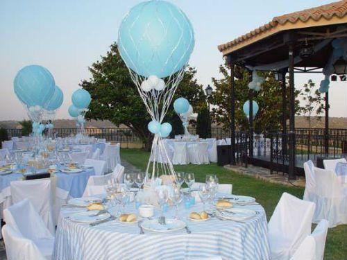 Centros de mesa para bodas con globos - Mesas centro originales ...