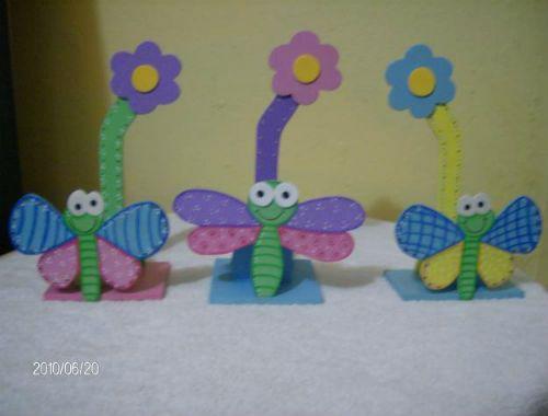 Centros de mesa para cumpleaños infantiles