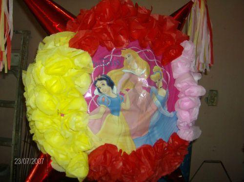 Centros de mesa princesas - Mesas infantiles disney ...