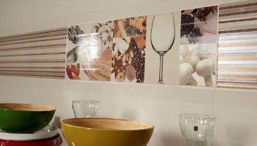 Cerámicas para cocinas moderna
