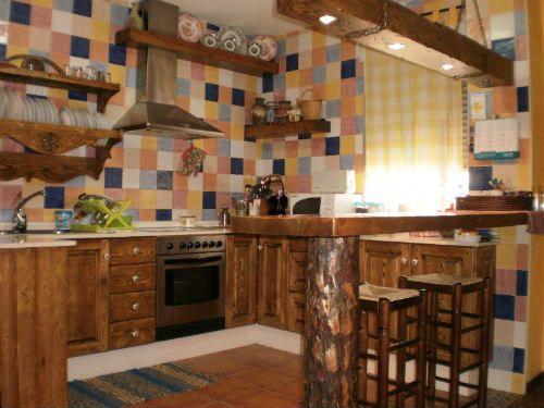 Cer micas rusticas para cocinas for Ver ceramicos para cocina