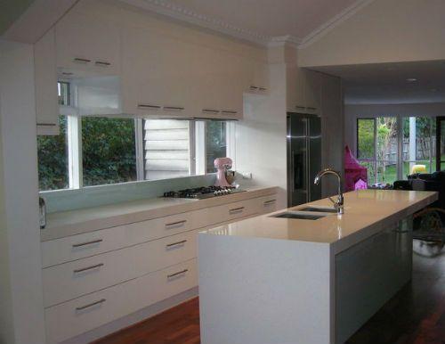Cocinas blancas de dise o 2012 - Cocinas blancas de diseno ...