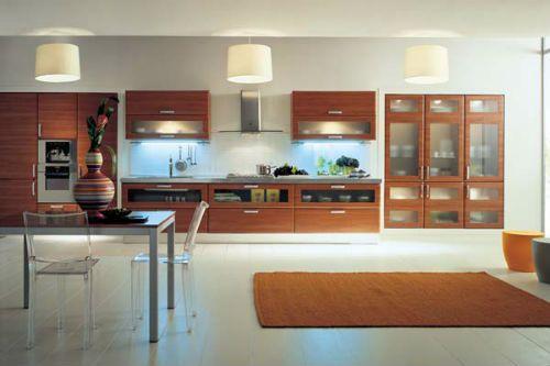 Cocinas modernas y pequeñas