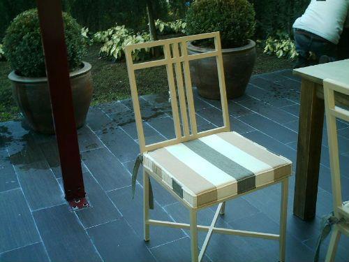 Cojines para silla - Cojines para silla ...